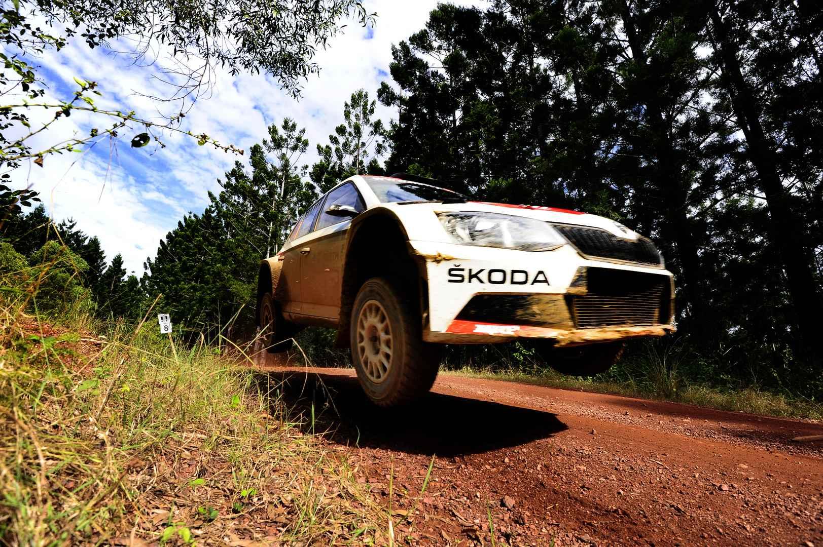 Předčasně ukončená série úspěchů | International Rally of Queensland