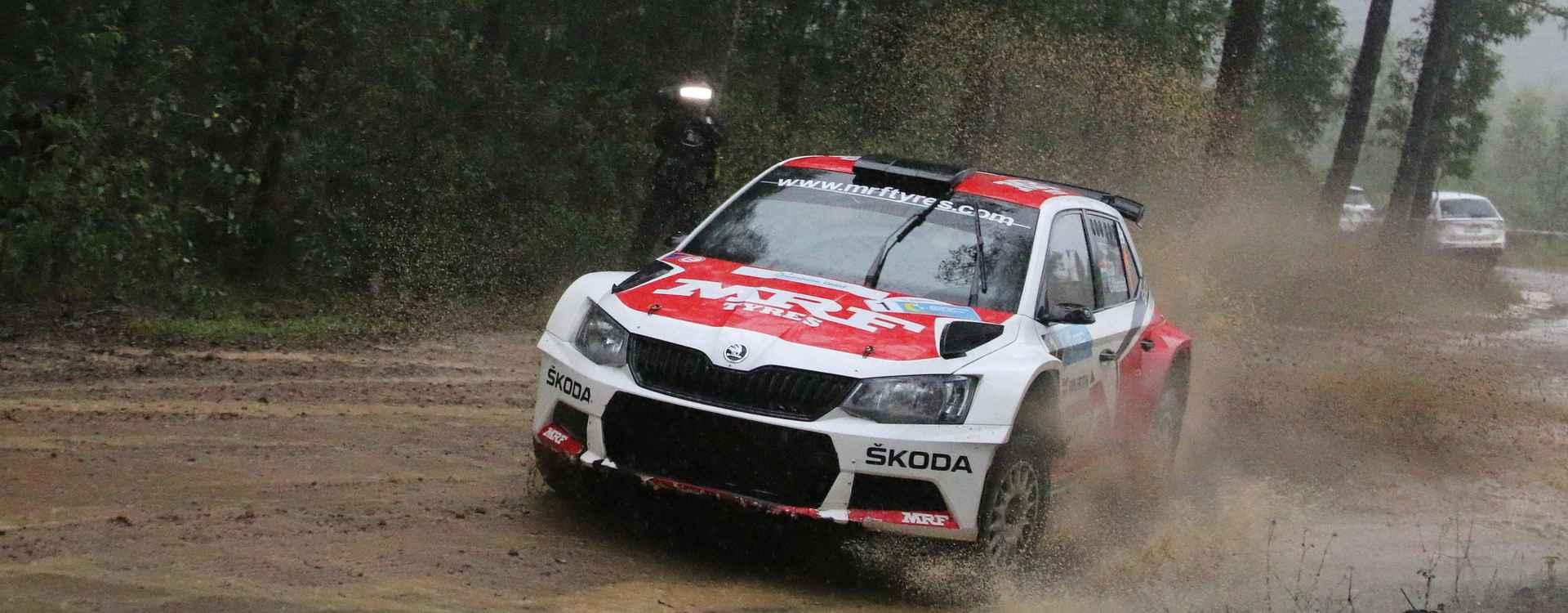 Wonderful rally weekend: ŠKODA celebrates in Australia as well