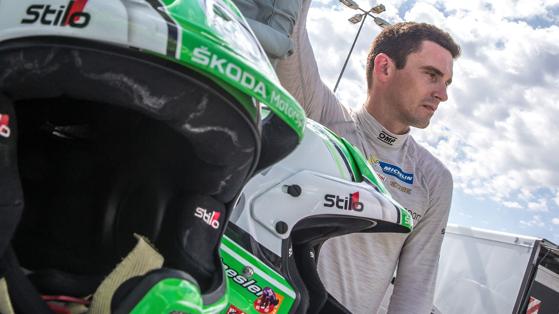 Jan Kopecký, ŠKODA Fabia R5, ŠKODA Motorsport. Rally Bohemia 2016