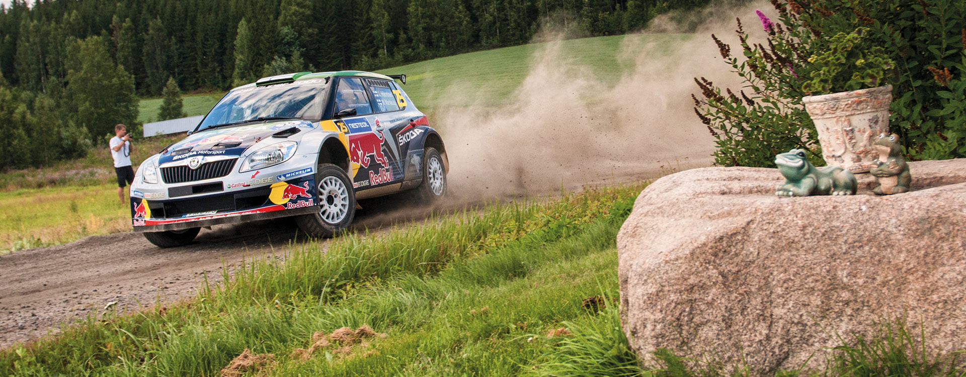 From the archives: In 2011, Hänninen and Fabia S2000 shone in Finland