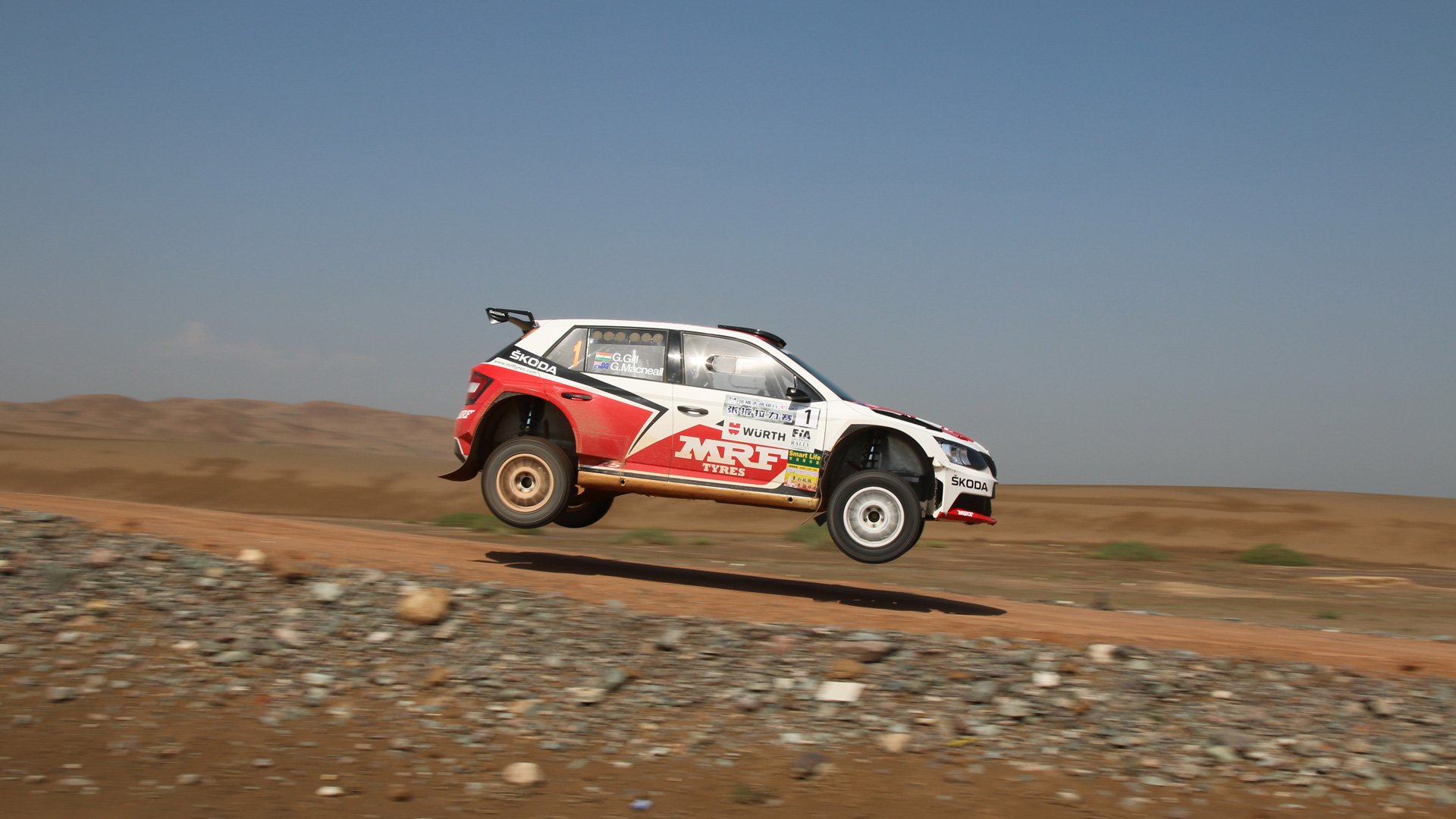Final Round of APRC Starts in China This Weekend, with ŠKODA Set for 7th Title in a Row