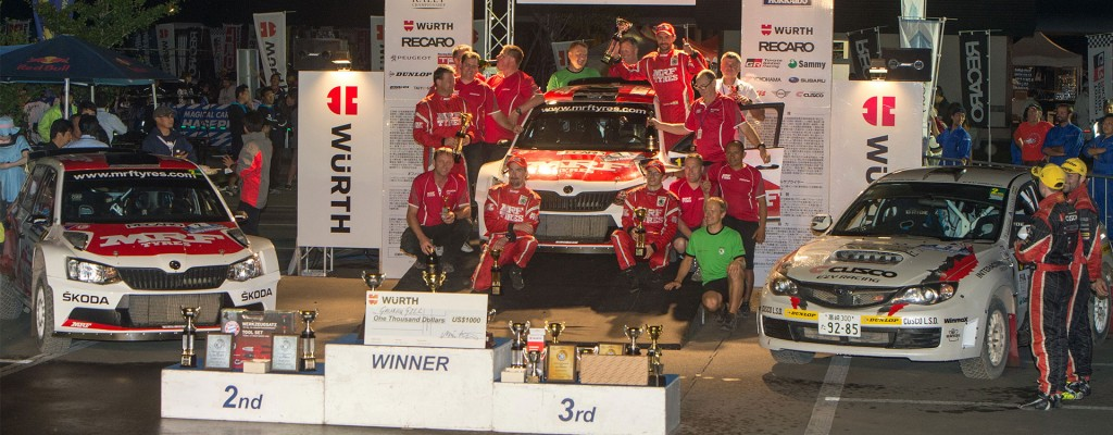 aprc-in-japan-fourth-win-of-the-season-for-skoda-and-gaurav-gill