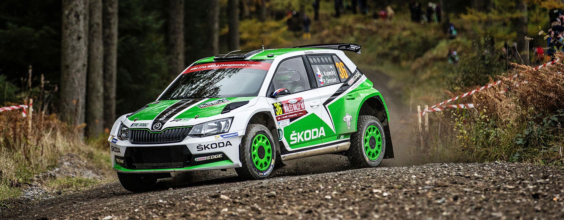 PHOTO: ŠKODA Motorsport at the...