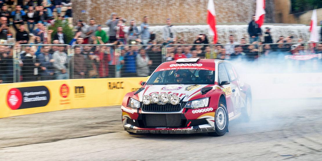 Šampion MERC Al-Attíja a FABIA Supercar příští rok ve WRX