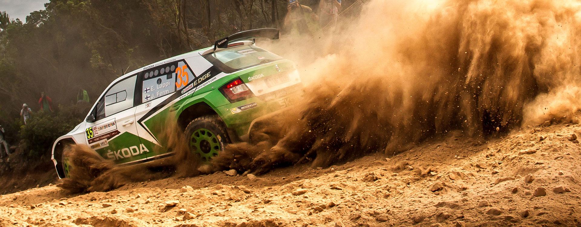 WRC Austrálie: Lappi hodlá zabojovat o titul