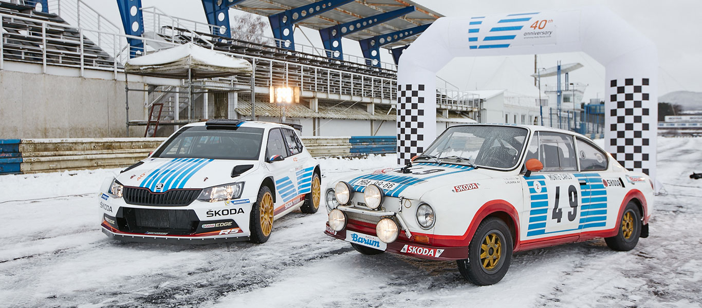 VIDEO: Rallye Monte Carlo Extraordinary Training Session