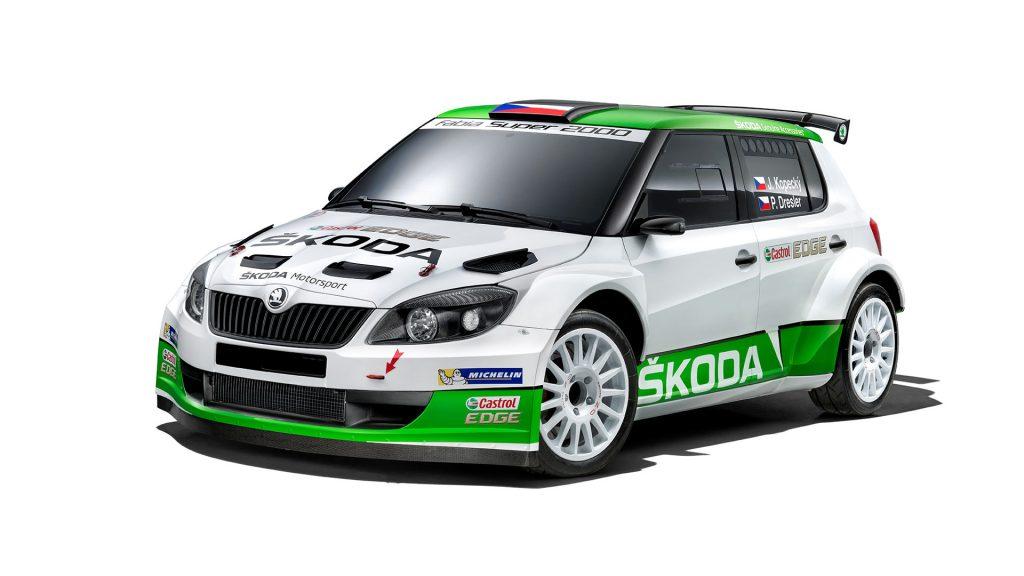 ŠKODA FABIA S2000, Modelový rok 2014