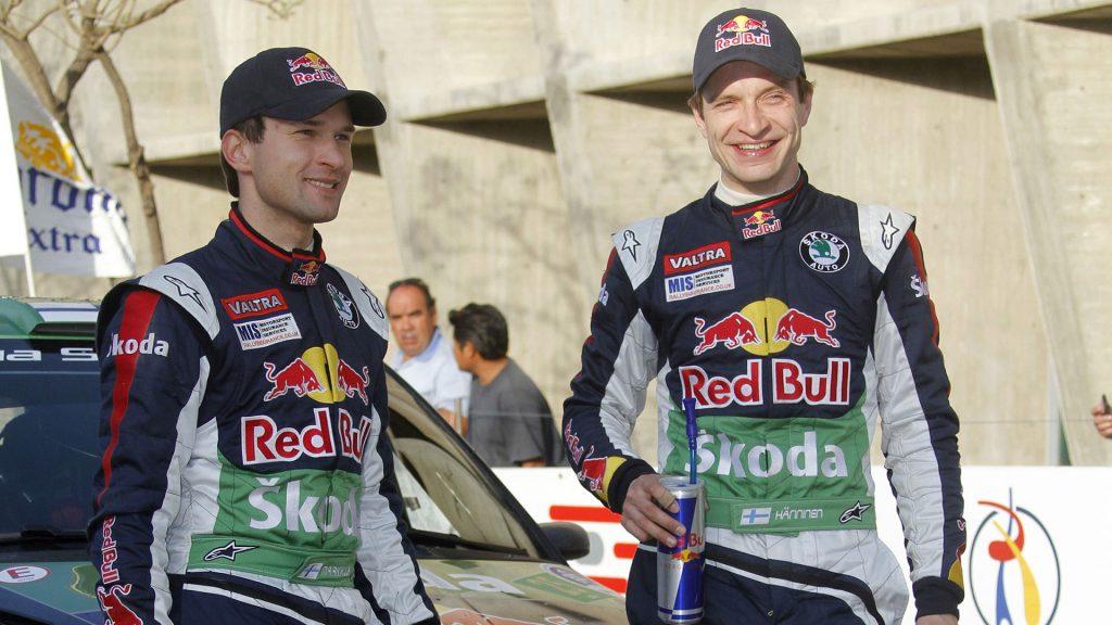 Juho Hänninen / Miko Markkula, ŠKODA FABIA S2000, Red Bull ŠKODA. Rally Guanajuato Mexico 2011