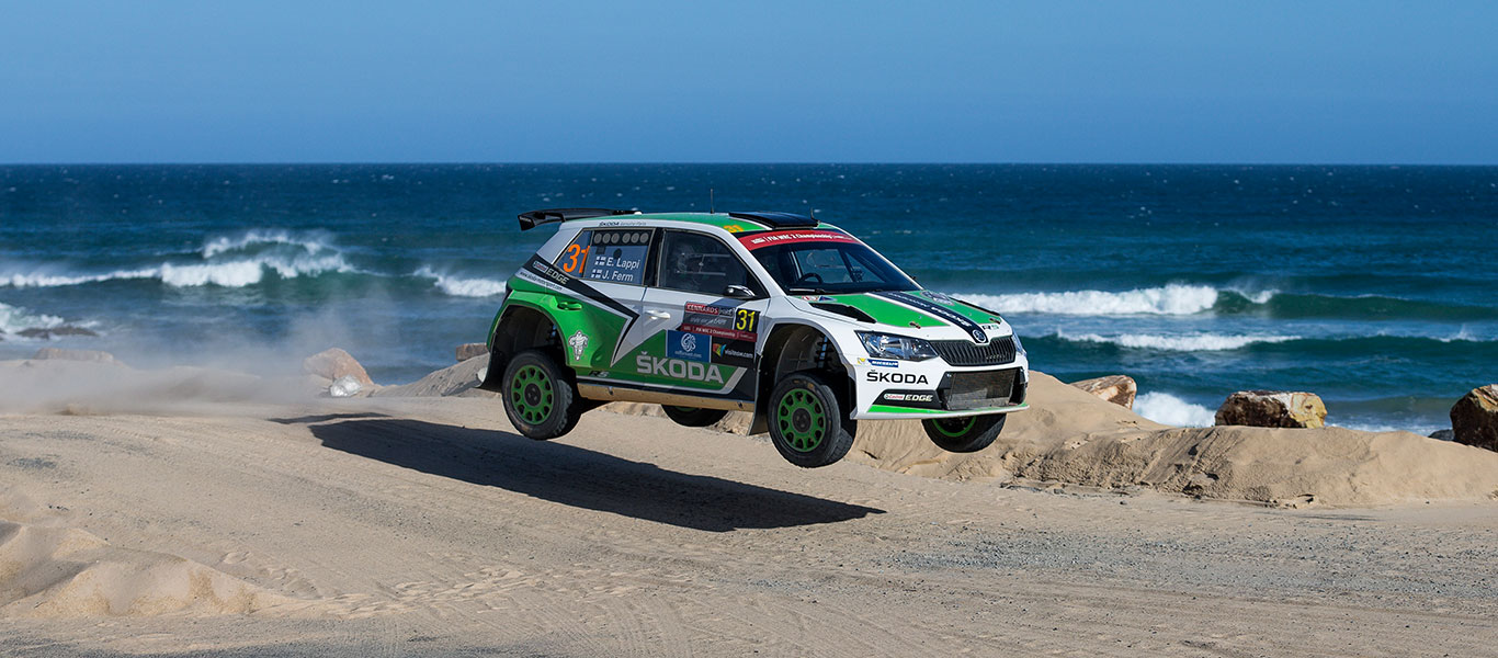 Australian Victory: Esapekka Lappi, FABIA R5 and the First Title