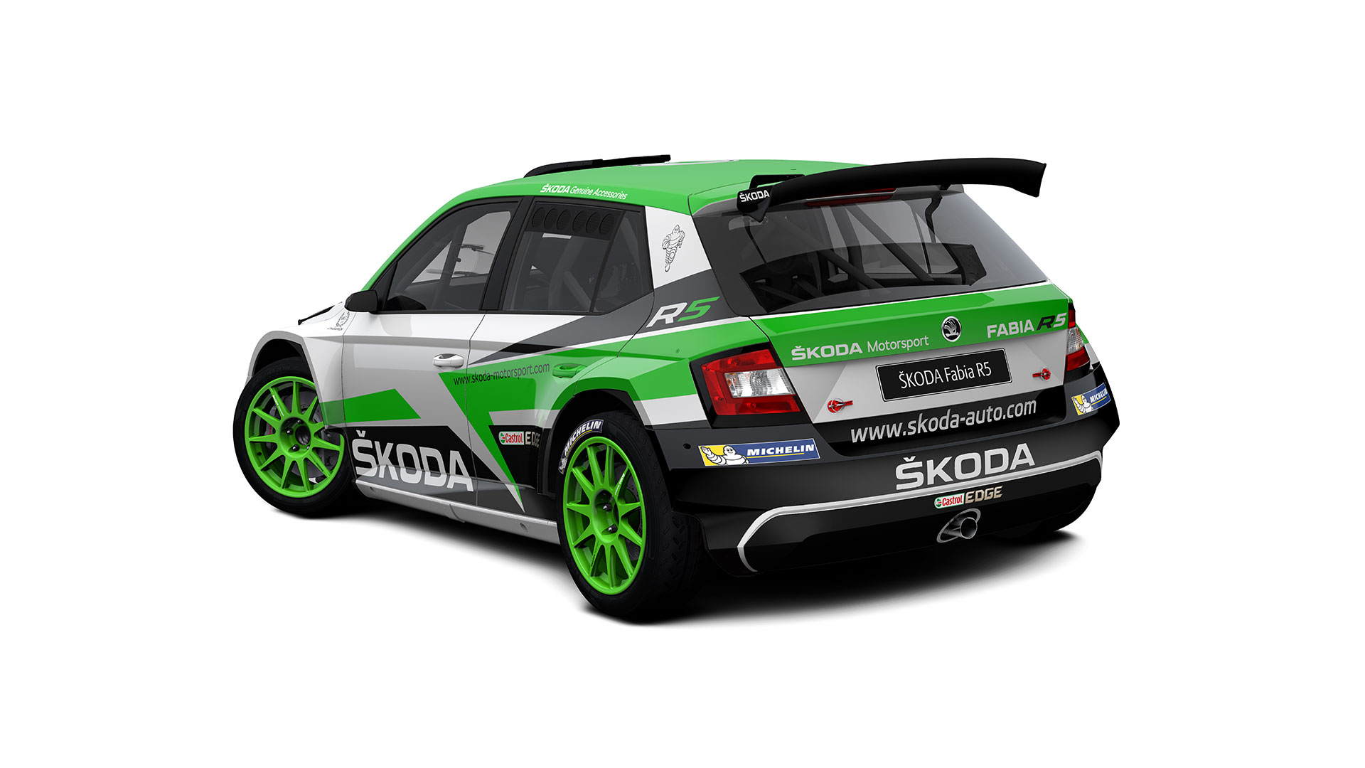 WRC Sweden: Home rally for Tidemand and Andersson - ŠKODA Motorsport