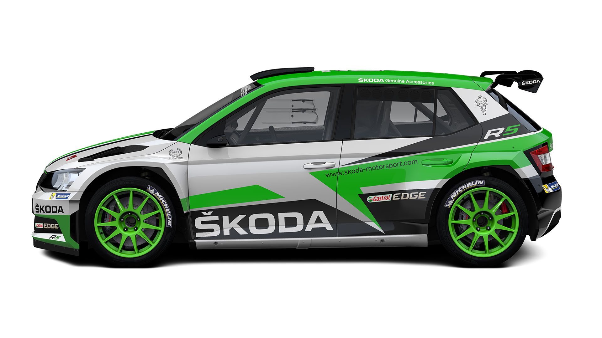 Wrc Sweden Home Rally For Tidemand And Andersson Koda