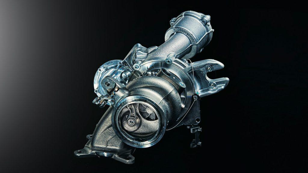 ŠKODA FABIA R5 – Engine