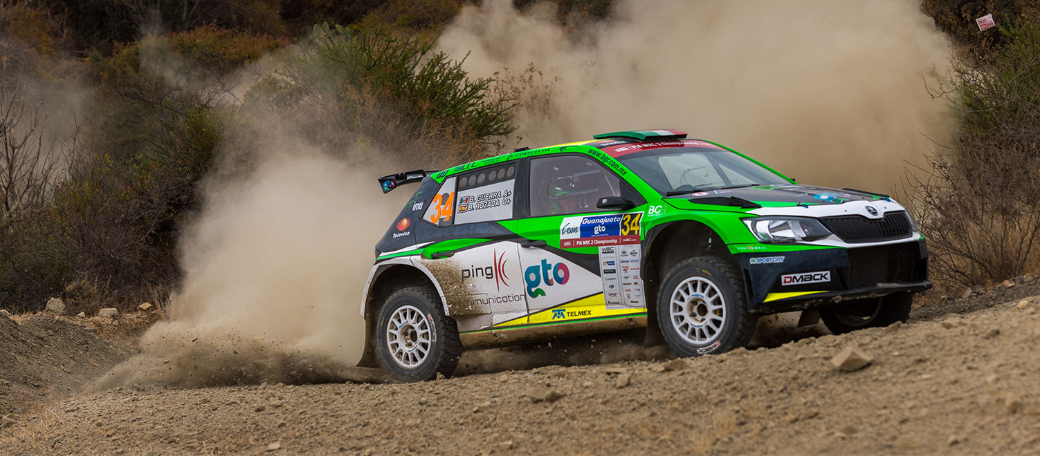 WRC Spain: Young and experienced ŠKODA drivers look to make their mark