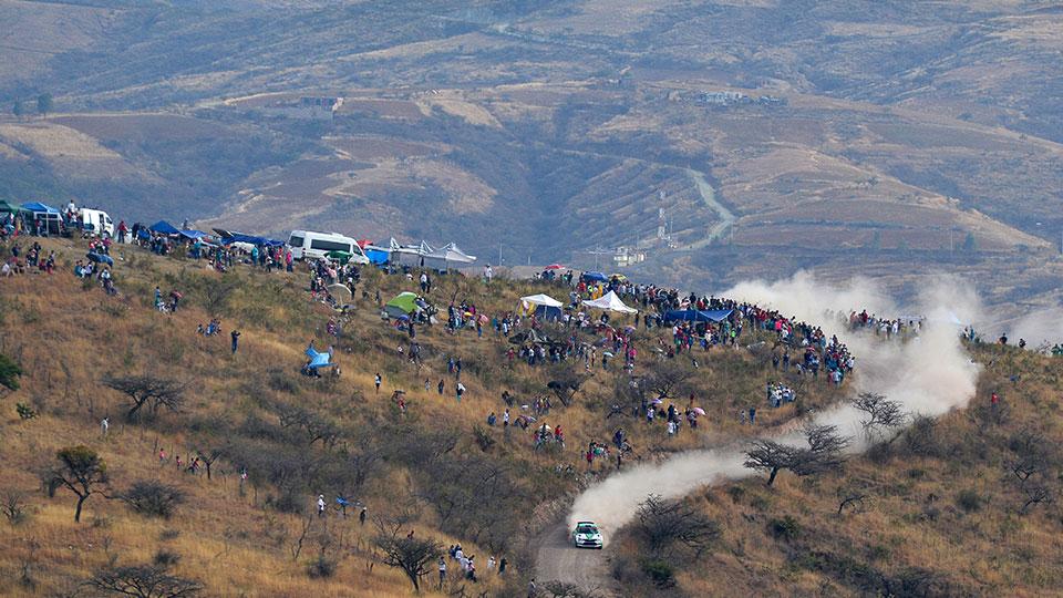 2017 Rally Guanajuato Mexico