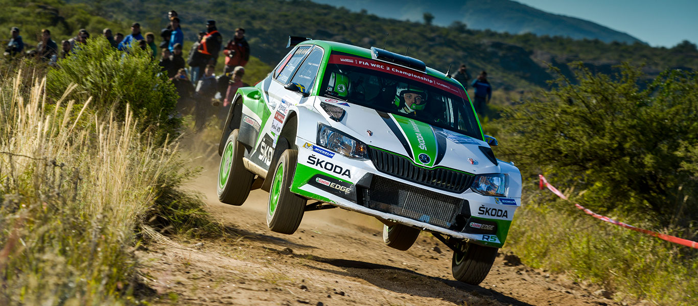 PHOTO: ŠKODA Motorsport at the Rally Argentina 2017