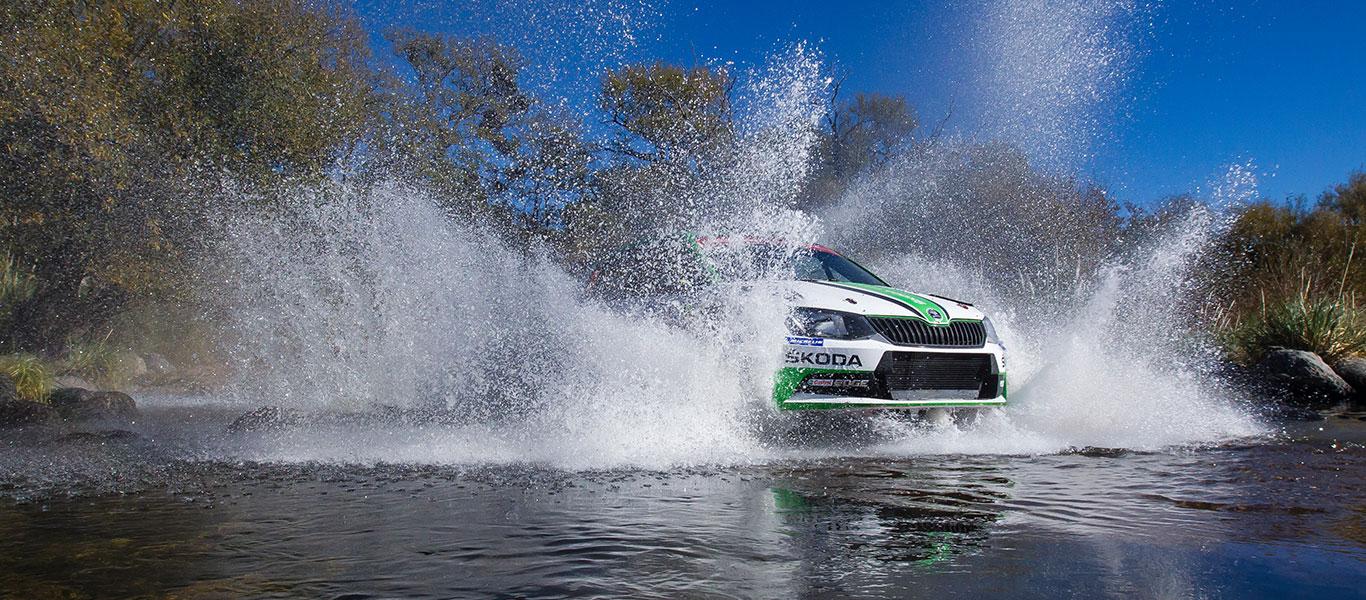 WRC Argentina: Tidemand si vítězstvím zajistil vedení ve WRC2