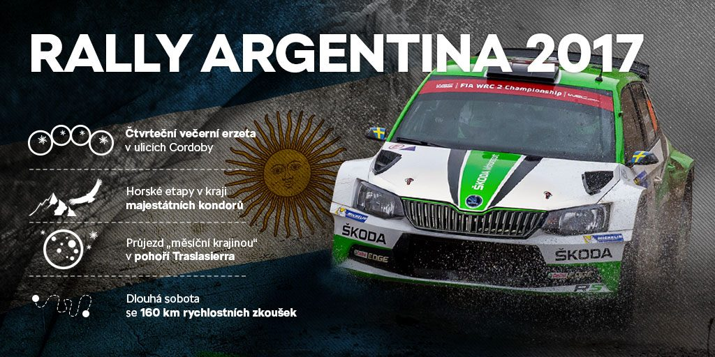 Rally Argentina 2017 - Fakta