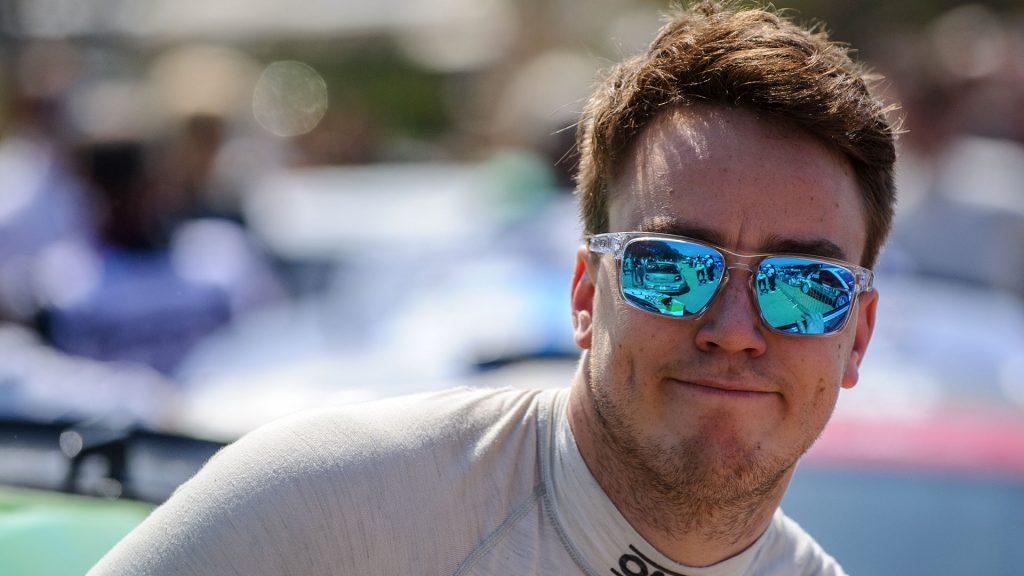 Ole Christian Veiby, ŠKODA FABIA R5, Printsport Oy. Tour de Corse 2017