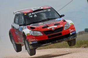 Andrea Nucita / MarcoVozzo, ŠKODA FABIA S2000, Phoenix. Rally Adriatico 2017