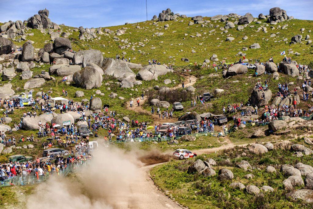 Miguel Campos / António Costa, ŠKODA FABIA R5, Miguel Campos. Rally de Portugal 2017