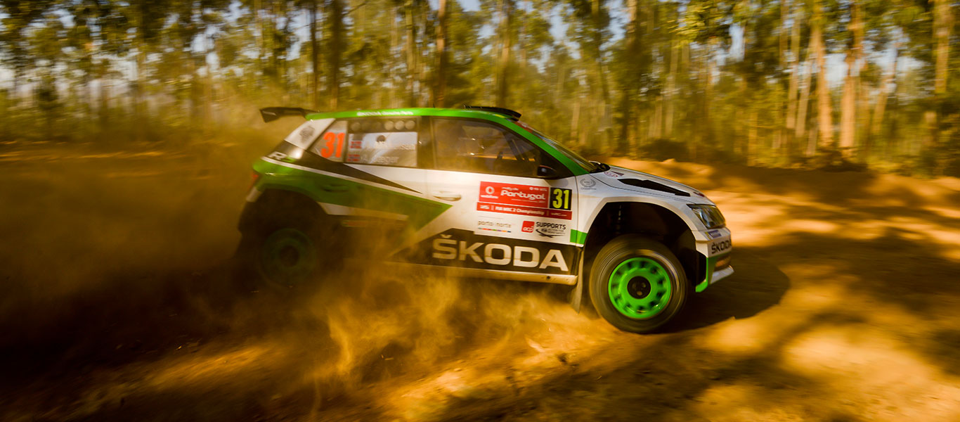WRC Portugal: Mikkelsen in a class of his own, leading WRC 2