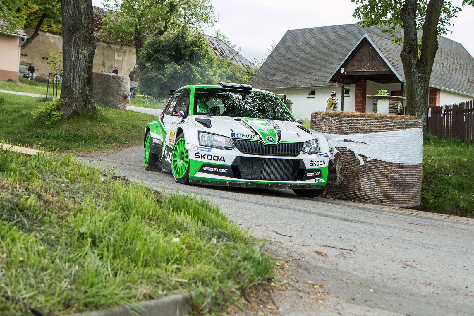 Rallye Český Krumlov začíná tento pátek
