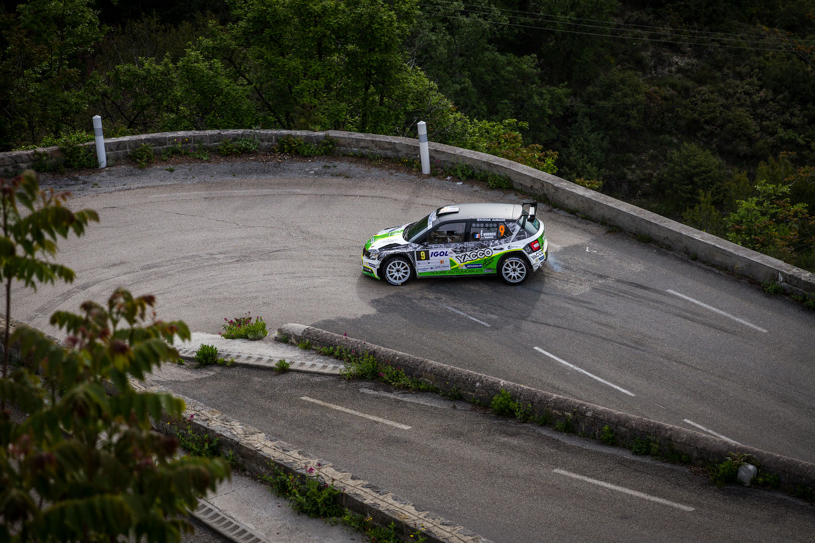 Z kaznick t my koda v akci 11 2017 koda motorsport - Rallye d antibes 2017 ...