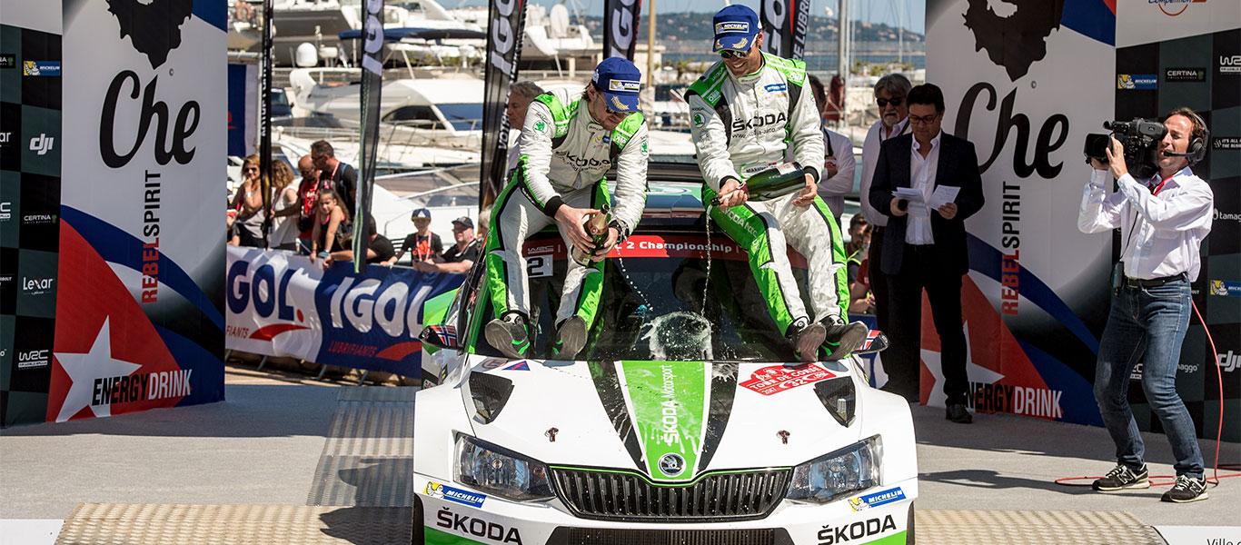 WRC Portugalsko: Tidemand a Mikkelsen chtějí upevnit vedení v šampionátu