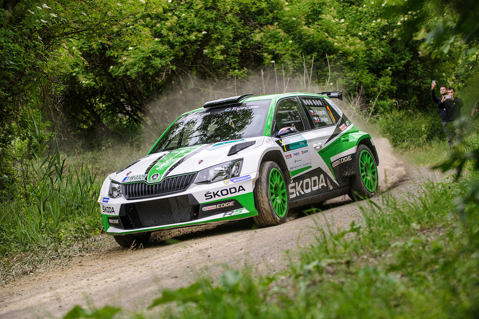 Rally Hustopeče Starts This Friday!