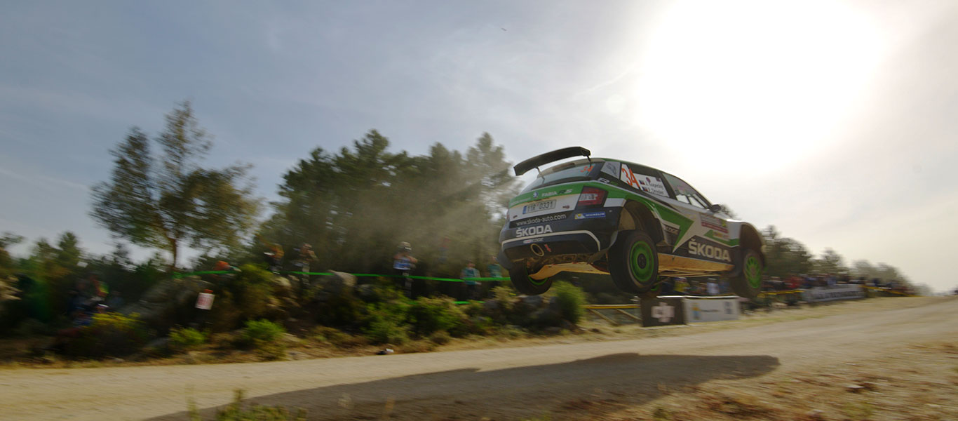 WRC Italy: Kopecký consolidates his lead in the WRC2 category
