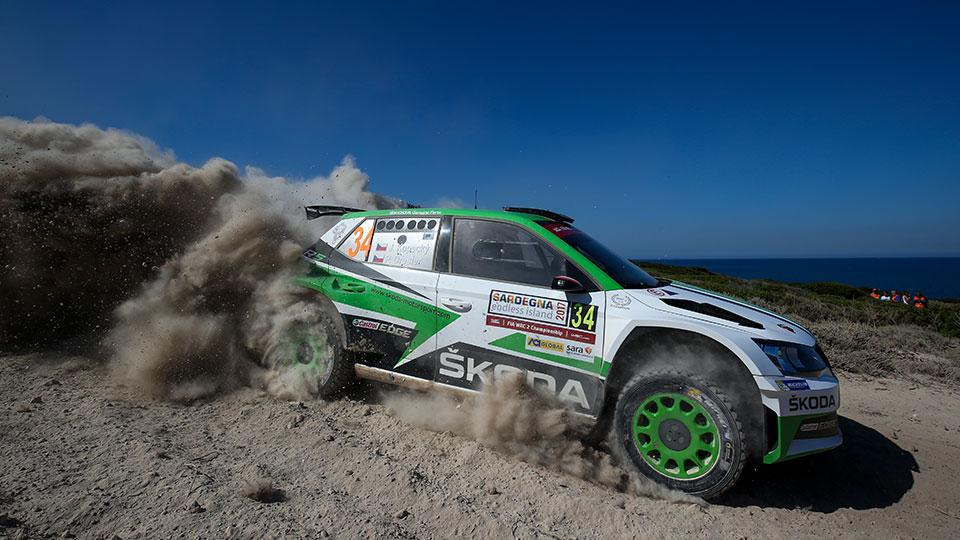 Rally Italia Sardegna 2017 – 3. etapa