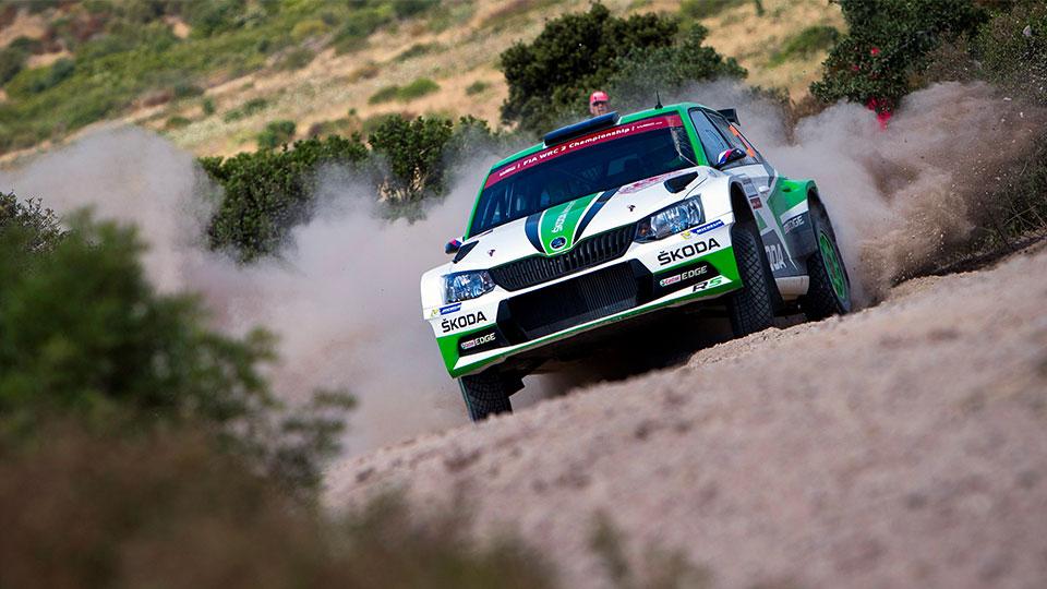 Rally Italia Sardegna 2017 – Shakedown