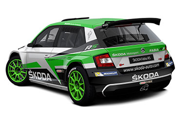 The World Championship Winning ŠKODA FABIA R5 - ŠKODA Motorsport