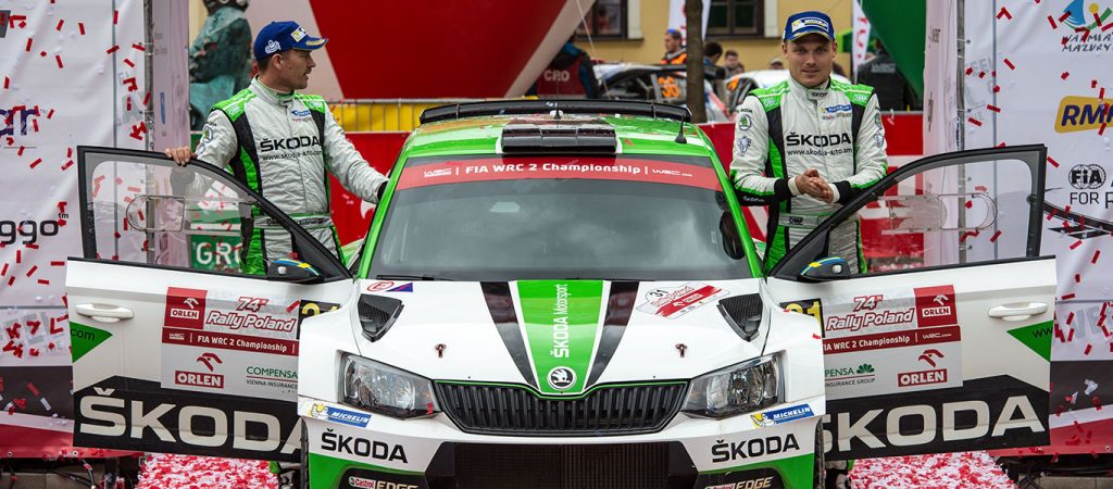 wrc-poland-tidemand-increases-wrc2-lead-debut-win-oc-veiby