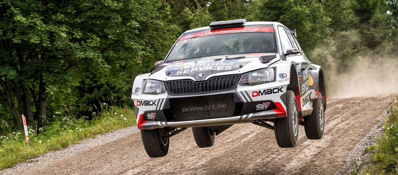 WRC Germany: ŠKODA Customer Teams ready for a great tarmac challenge