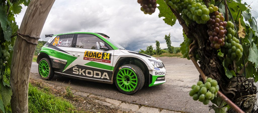 wrc-germany-kopecky-leads-tidemand-after-the-first-leg