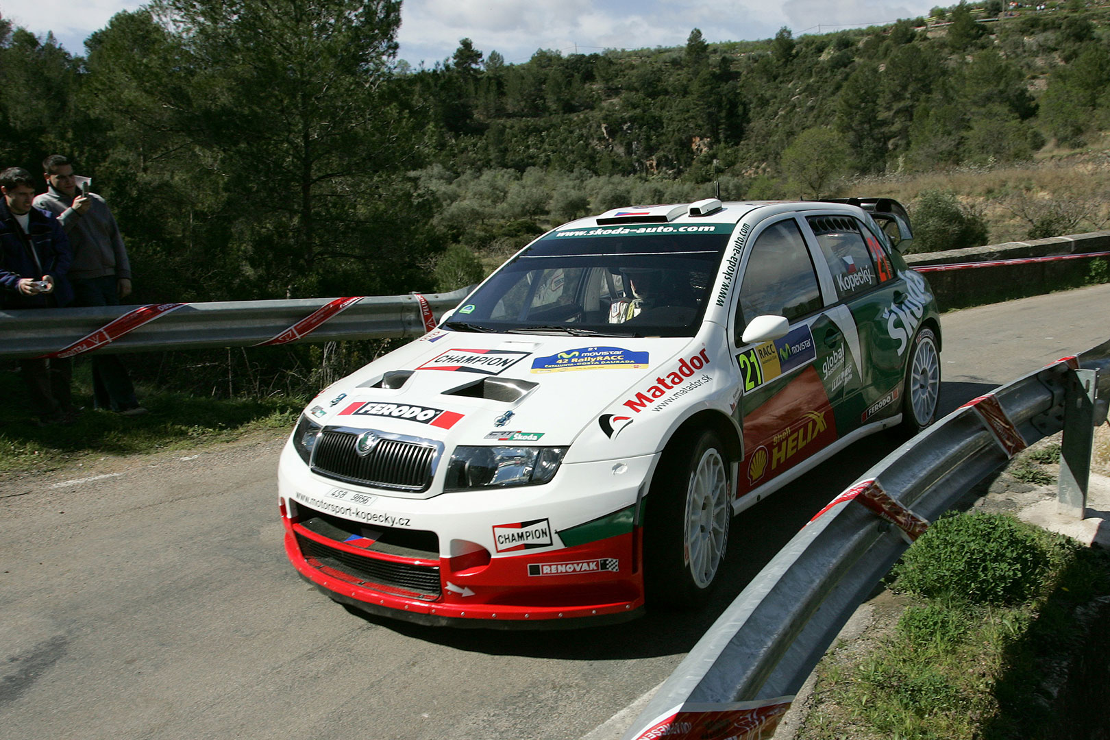 A Story of Many Changes: History of RallyRACC Catalunya