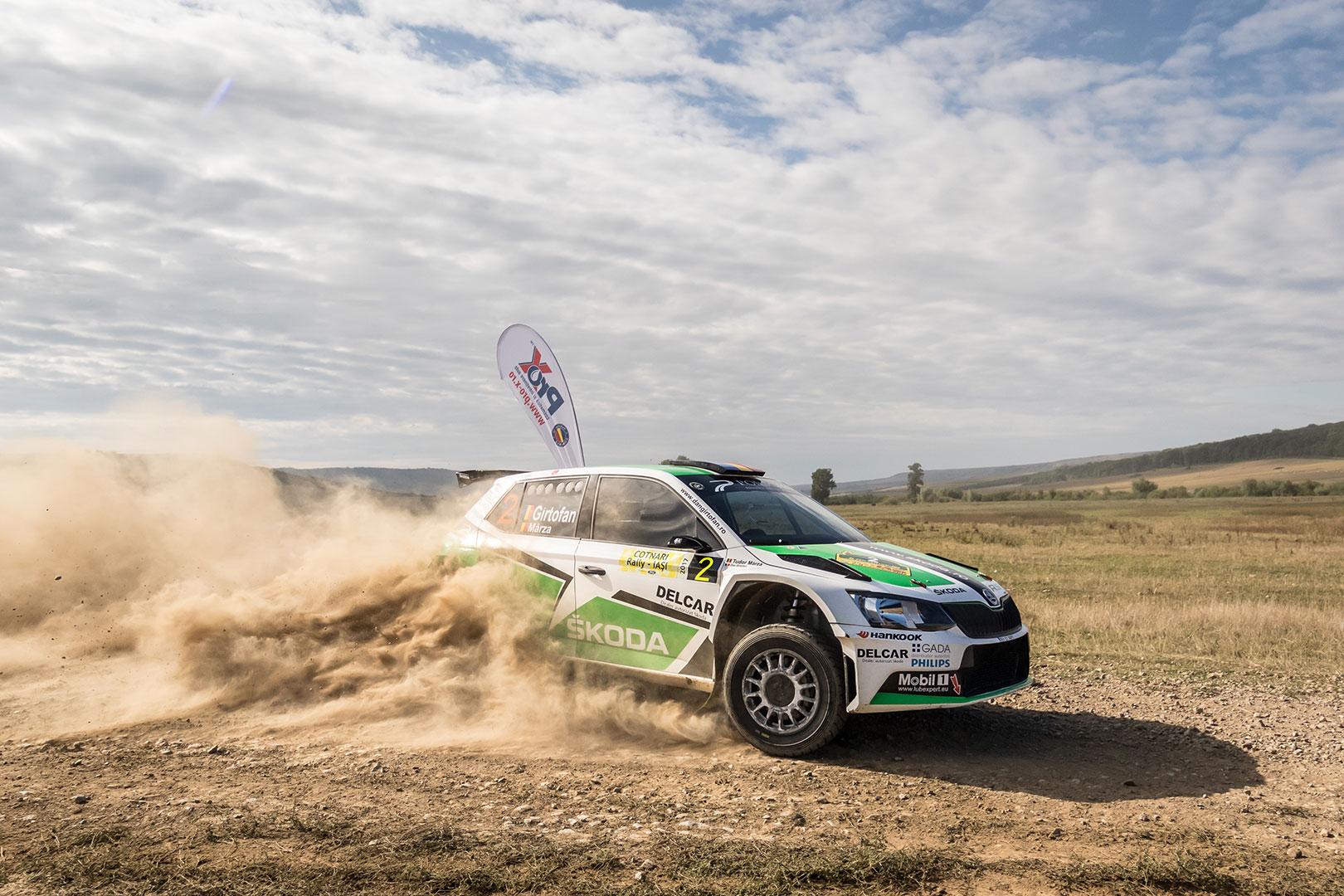 Dan Girtofan: Z Rumunska na evropskou scénu na voze FABIA R5 | Vítězové kolem světa