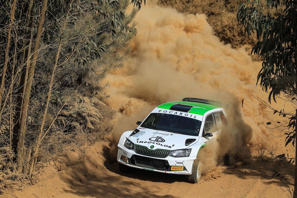 Carlos Vieira / Jorge Eduardo Carvalho, ŠKODA FABIA R5, Sports and You. Rali de Mortágua 2017