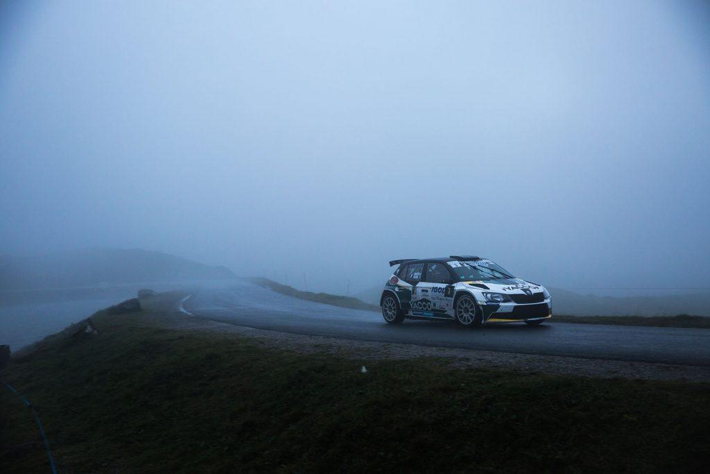 Charles Martin / Thierry Salva, ŠKODA FABIA R5, RTTC - Yacco. Rallye Mont-Blanc Morzine 2017