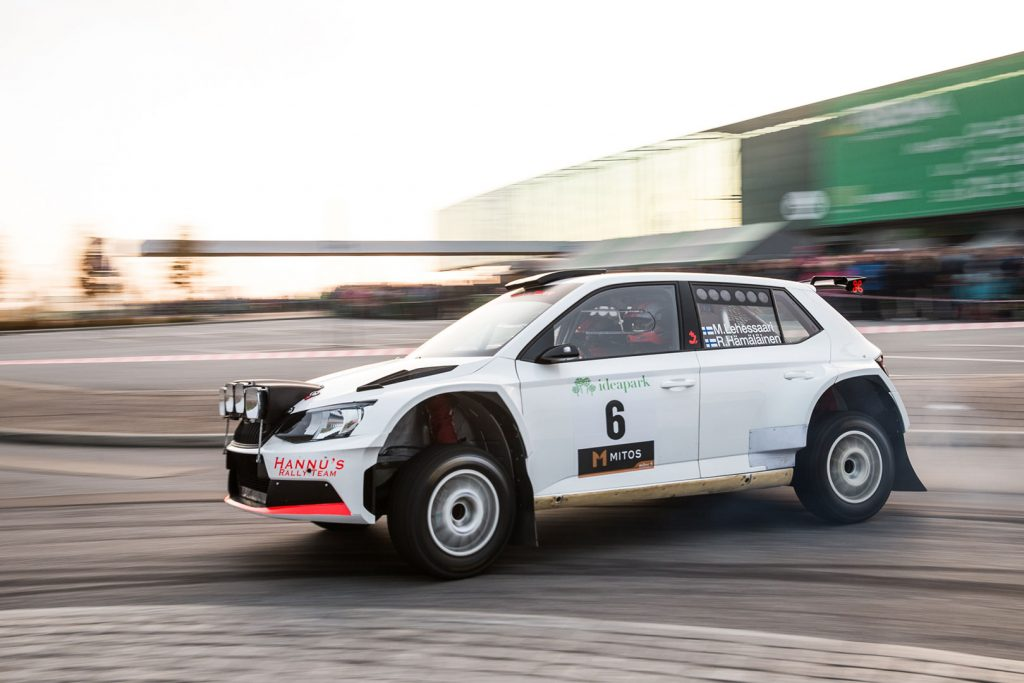 Mikko Lehessaari / Reeta Hämäläinen, ŠKODA FABIA R5, Hannu's Rally Team. Lake City Rally 2017