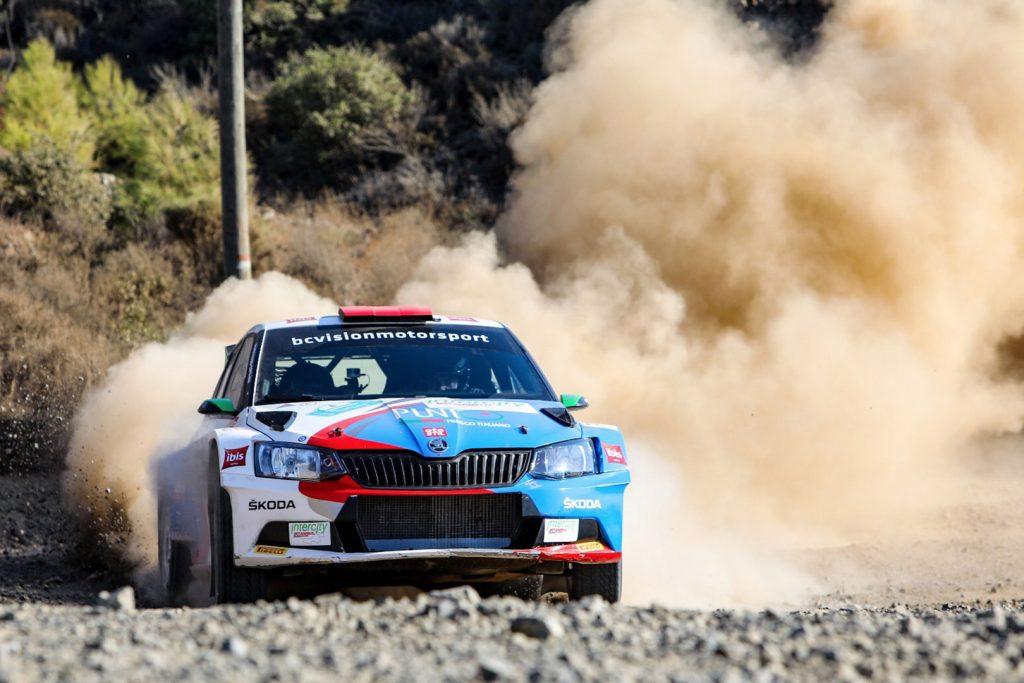 Burak Cukurova / Vedat Bostanci, ŠKODA FABIA R5, BC Vision Motorsport. Marmaris Rally Turkey 2017