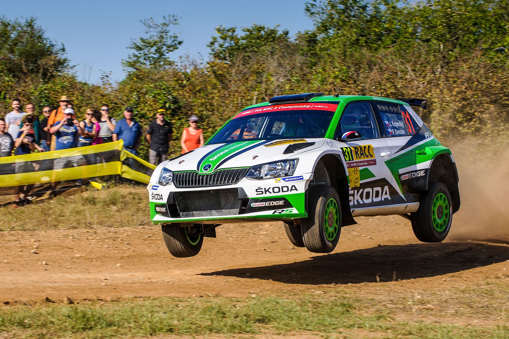 The Story of Many Successes: Rally Catalunya and ŠKODA Motorsport