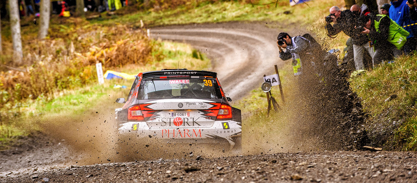 WRC Wales: Experience and youth to tackle tricky conditions in the forests of Wales