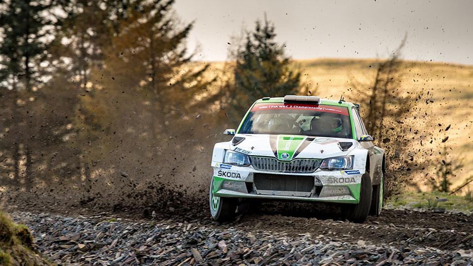 Wales Rally GB – RZ3 Sweet Lamb 1