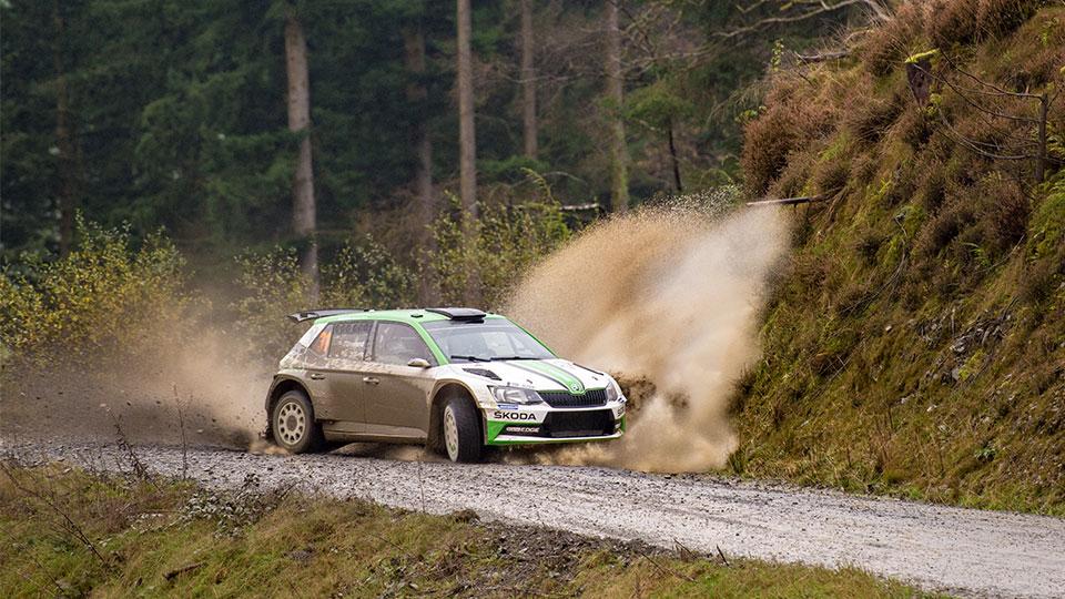 Wales Rally GB 2017 - Leg 2