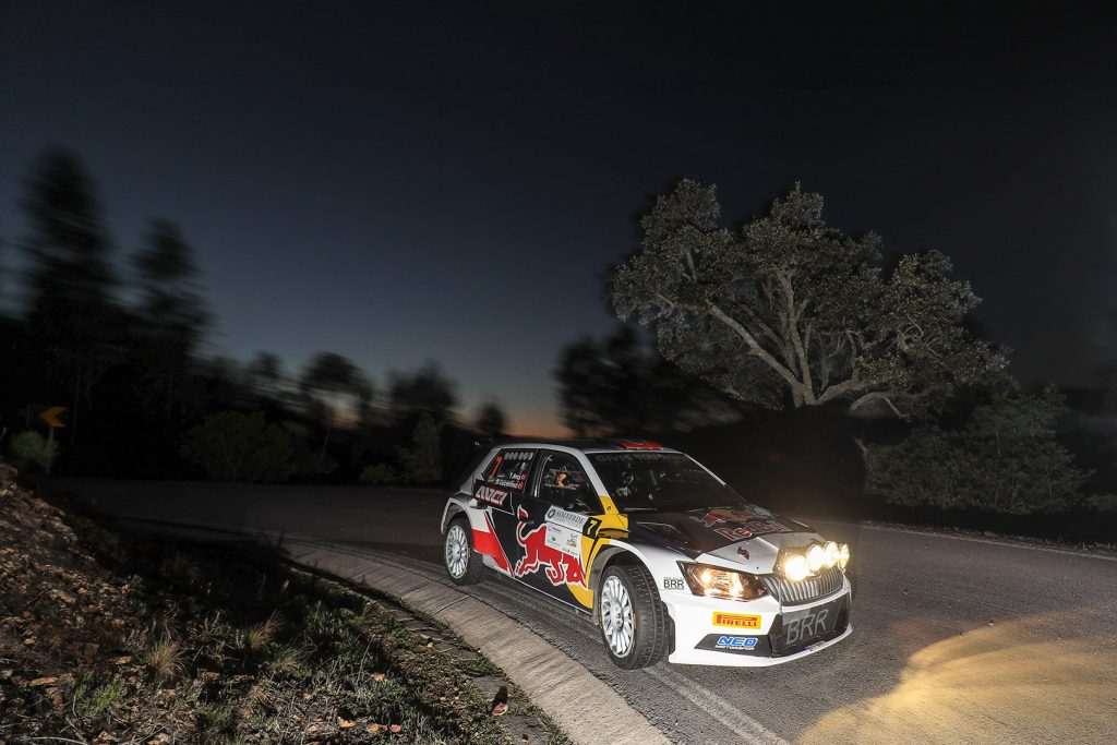 Yagiz Avci / Bahadir Gücenmez, ŠKODA FABIA R5, Neo Motorsport. Rallye Casinos do Algarve