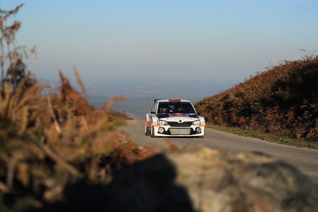 Yagiz Avci / Bahadir Gücenmez, ŠKODA FABIA R5, Neo Motorspor. Rallye Casinos do Algarve