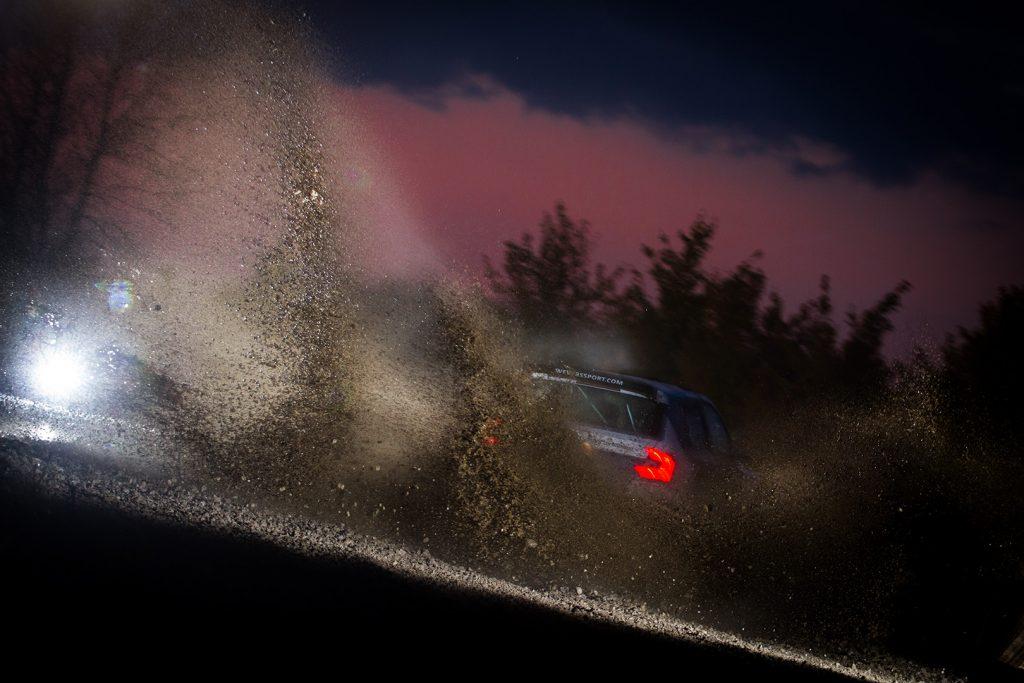 Albert von Thurn und Taxis / Sandra Bufe, ŠKODA FABIA R5. Lausitz Rallye 2017