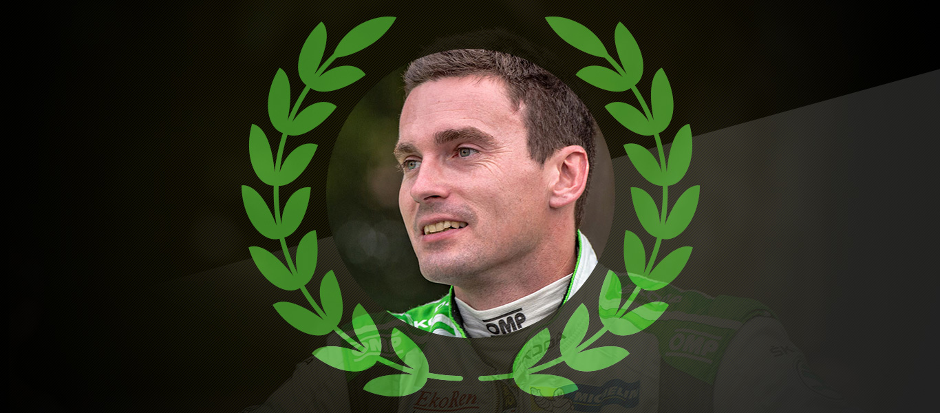 Šampióni 2017: Jan Kopecký potřetí v řadě vyhrál mistrovství České republiky v rally